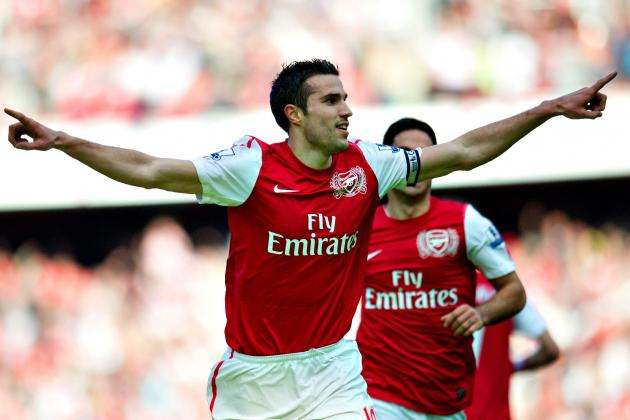 Why Arsenal Should Never Allow a Robin Van Persie Return to the Emirates