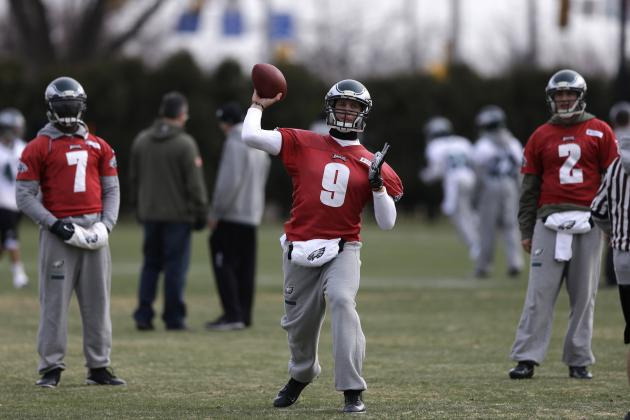 Should Matt Barkley Enter 2014 as the Backup Quarterback for the Eagles?