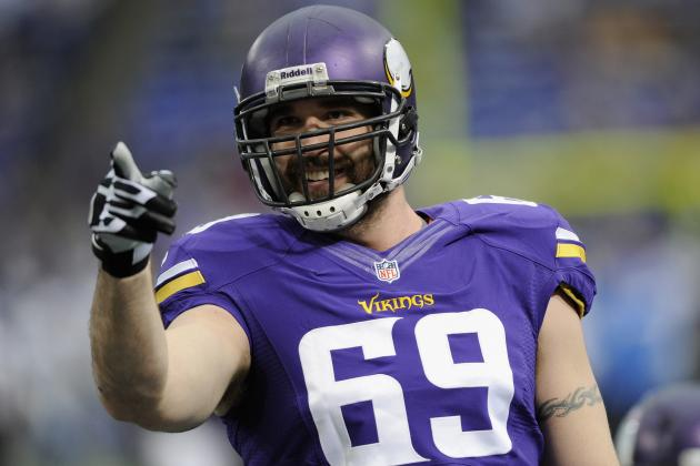 Jared Allen and a Title Contender Look Like a Perfect Free-Agency Match
