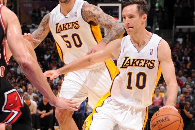 Utah Jazz vs. Los Angeles Lakers: Live Score and Analysis