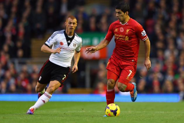 Fulham vs. Liverpool: Date, Time, Live Stream and Preview
