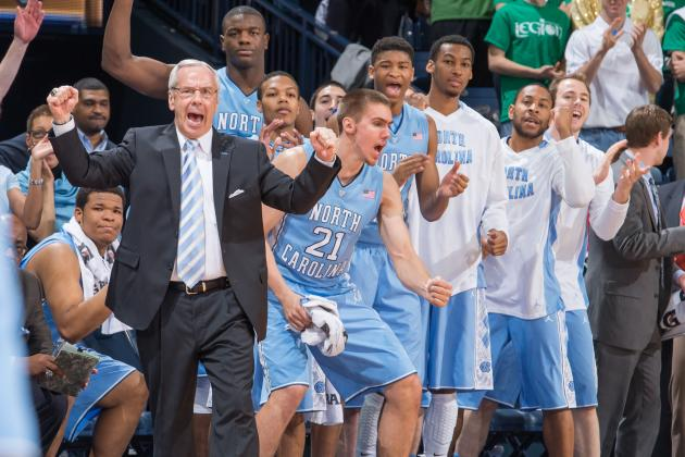 UNC Basketball: Are Tar Heels Finally Overcoming Growing Pains in 2013-14?