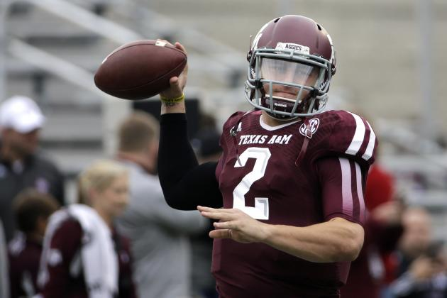 Johnny Manziel Has Everything to Prove in NFL Scouting Combine Interview Process