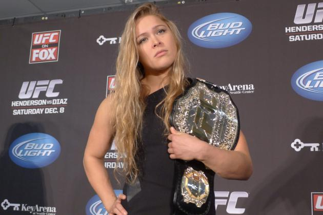 Ronda Rousey Not Ditching UFC for Hollywood, Looks to Balance the Two