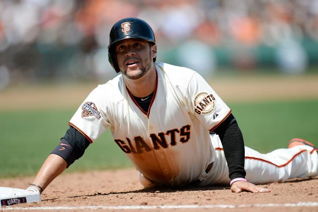 Will San Francisco Giants' Lack of Bench Depth Hurt Club in 2014?