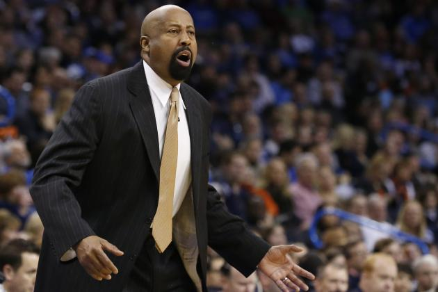 Why Mike Woodson's Lineups Are Behind New York Knicks Disaster
