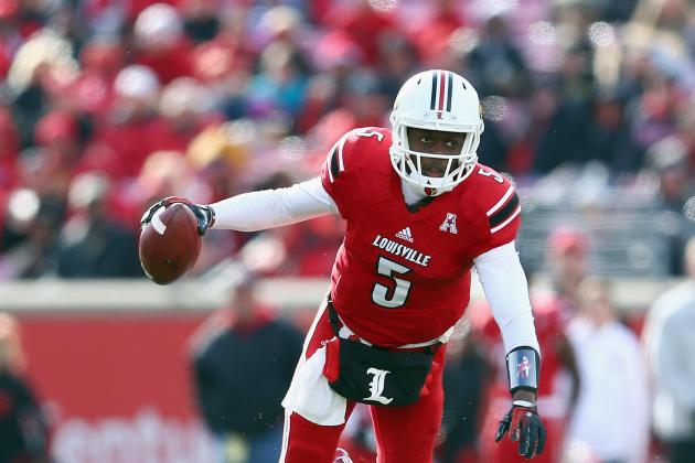 Teddy Bridgewater Is Perfect Prospect for Jacksonville Jaguars