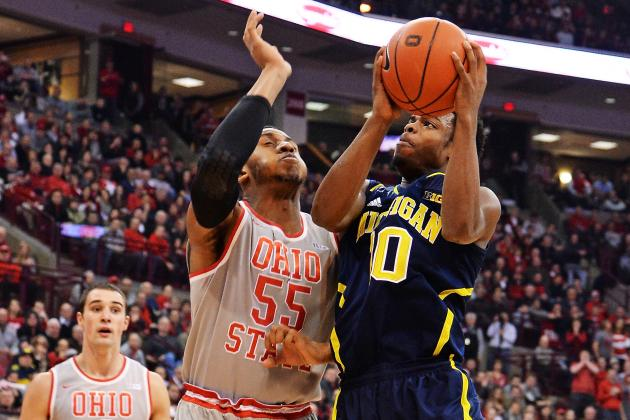 Derrick Walton Jr. Lifting Michigan to New Heights After Win over Ohio State