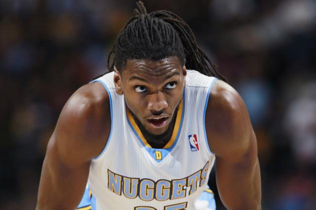 NBA Rumors: Latest Info on Kenneth Faried and Other Players Who May Be on Move