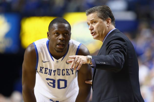 College Basketball: Preview of Kentucky Wildcats' Matchup with Auburn Tigers