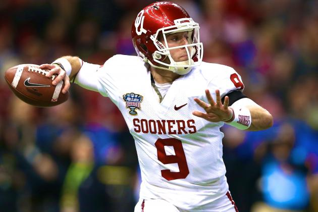 With Blake Bell at TE, Is Trevor Knight a Lock for Oklahoma Starting QB Job?