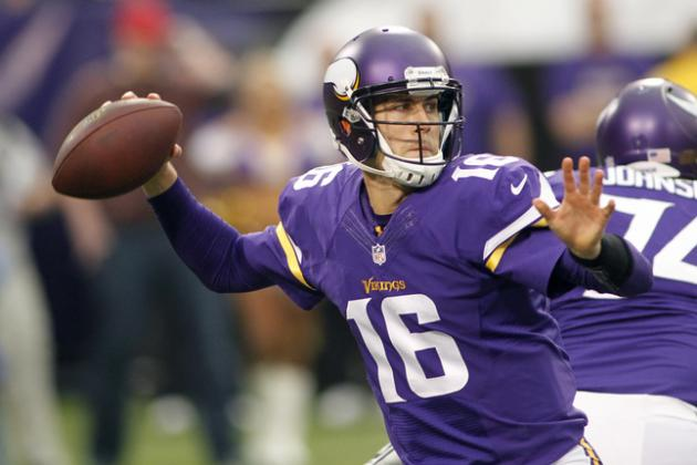 Why the Minnesota Vikings Absolutely Must Re-Sign Matt Cassel