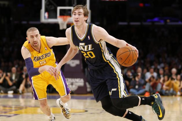 Utah Jazz vs. Los Angeles Lakers: Postgame Grades and Analysis for LA