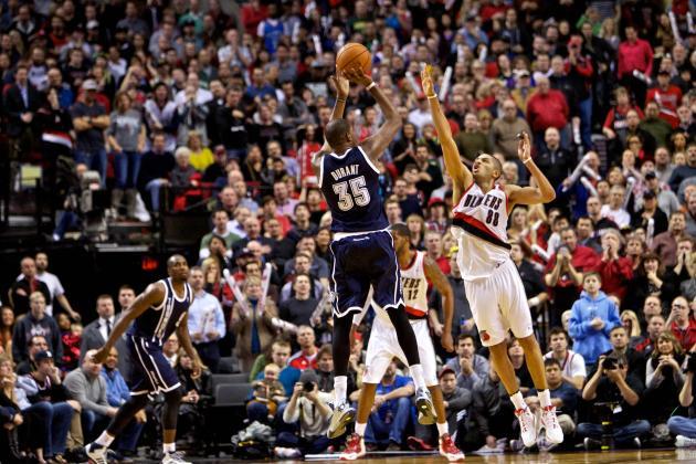 Oklahoma City Thunder vs. Portland Trail Blazers: Game Grades and Analysis