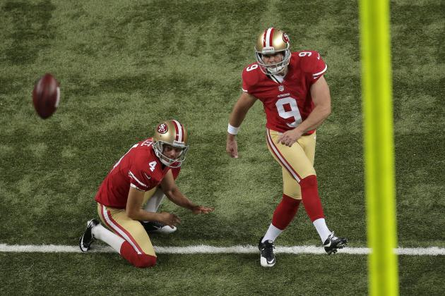 Why the San Francisco 49ers Absolutely Must Re-Sign Phil Dawson