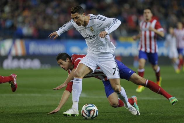 Film Focus: Real Madrid Target Full-Backs to Beat Atletico in Copa Del Rey