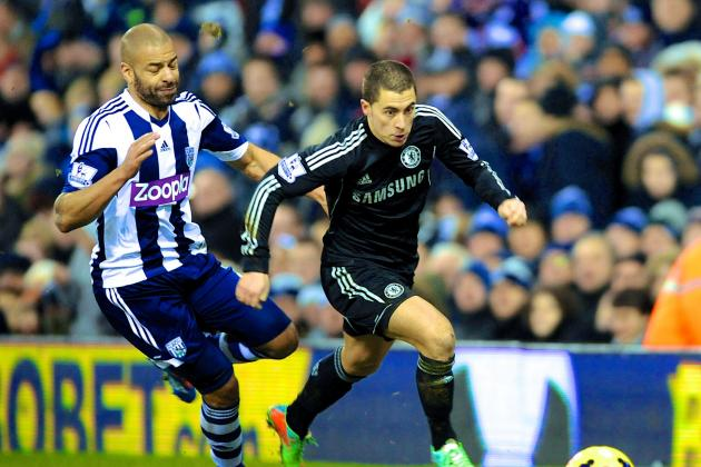 Chelsea Waste Chance to Cement Title Edge with Another Draw Against West Brom