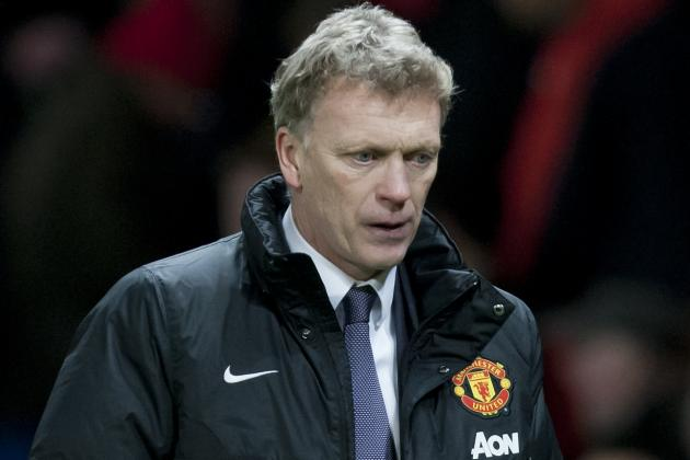 David Moyes Claims Manchester United Flops Have Been 'Terrific'