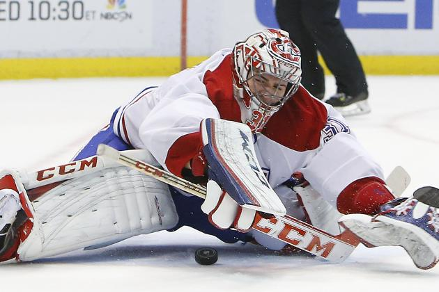 Sochi 2014: Carey Price Will Start Game 1 for Team Canada Against Norway