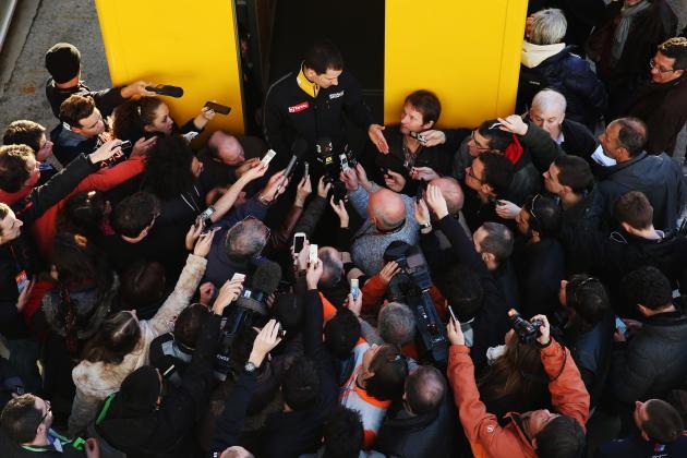 Should Jerez Pre-Season Test Have Been Behind Closed Doors?