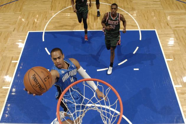 Arron Afflalo Is Breaking Out for Orlando Magic at Shooting Guard