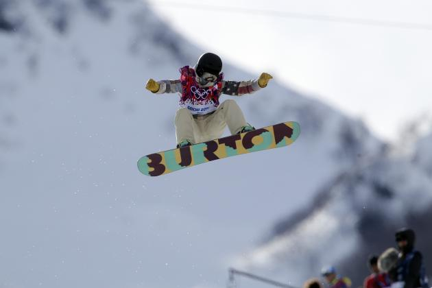 Women's Snowboarding Halfpipe Olympics 2014: Qualifying Results and Recap