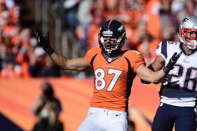 Why Eric Decker Is a No. 1 Receiver