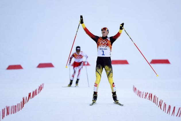 Olympic Nordic Combined Results 2014: Men's Individual 10km Medal Winners