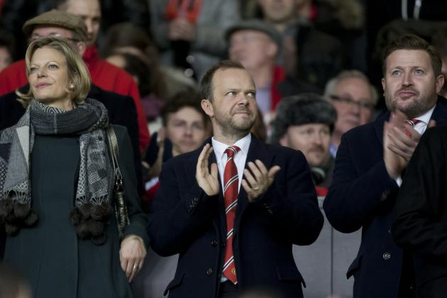 Manchester United CEO 'Disappointed' Despite Record Second Quarter Profits