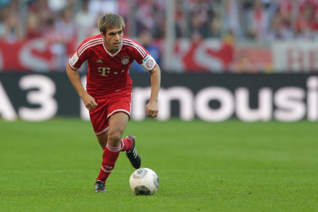 The Evolution of German and Bayern Munich Star Philipp Lahm
