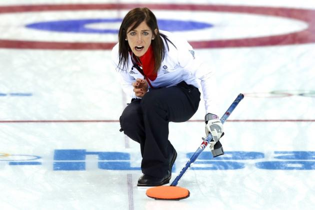 Curling Men and Women's Round Robin Results from Day 4 of Olympics 2014