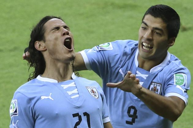 Luis Suarez Wants to Stay at Liverpool, Reveals PSG Striker Edinson Cavani