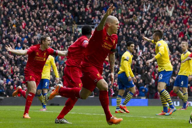 Lessons to Be Learned If Liverpool Are to Take Advantage of Rivals' Slip-Ups