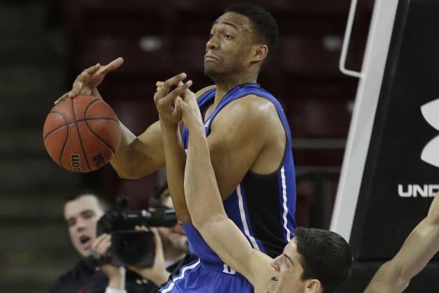 Duke Basketball: Why UNC Poses a Problem for Jabari Parker