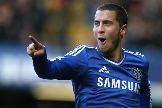 Eden Hazard Says He Is as Good as Messi and Ronaldo at His Age—Is He Right?