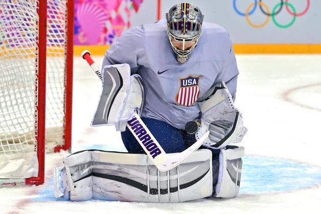 Jonathan Quick, Carey Price Named Starting Goalies for Teams USA and Canada