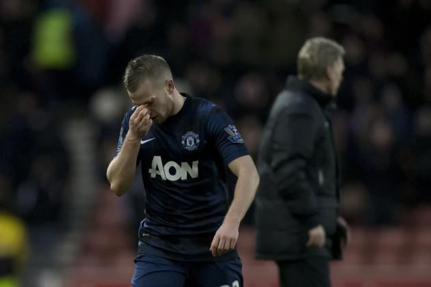 Tom Cleverley Closes Twitter Account After Manchester United Fan Abuse