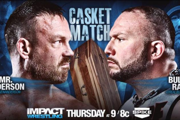 TNA Impact Wrestling: Complete Preview, Rumors, News and More for February 13