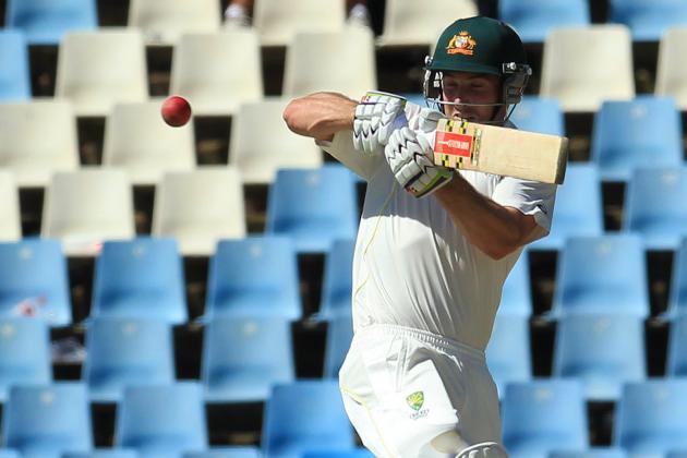 South Africa vs. Australia, 1st Test: Day 1 Video Highlights, Scorecard, Report