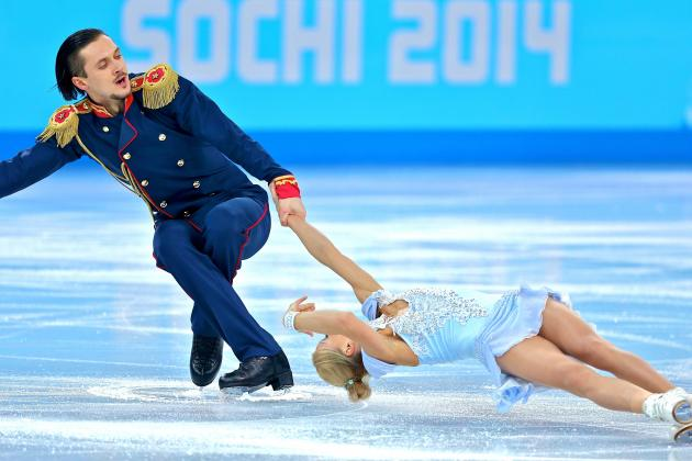 Olympic Figure Skating 2014 Pairs: Free Skate Final Live Scores and Analysis