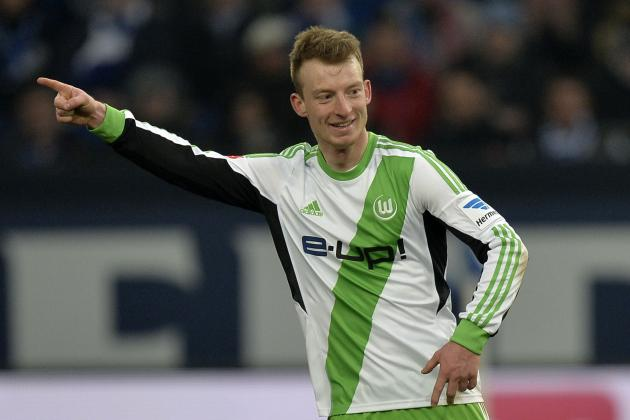 Scouting Report: Is Wolfsburg's Maximilian Arnold the Right Fit at Arsenal?
