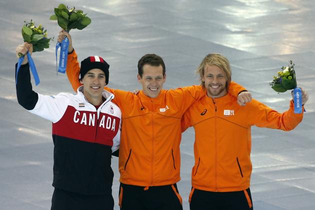 Olympic Speedskating 2014: Men's 1,000-Meter Medal Winners and Final Results