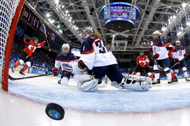 Olympic Hockey 2014: Scores and Latest Men and Women's Standings After Day 5