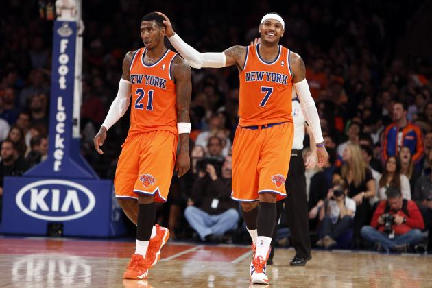 Why Are New York Knicks so Desperate to Trade Iman Shumpert?