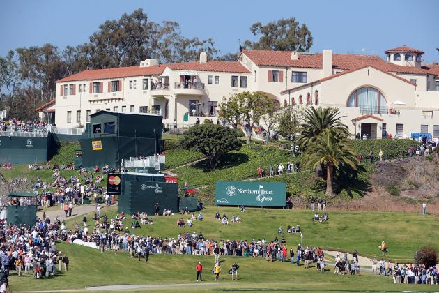 Riviera Country Club Is Always the Star at the PGA Tour's Northern Trust Open