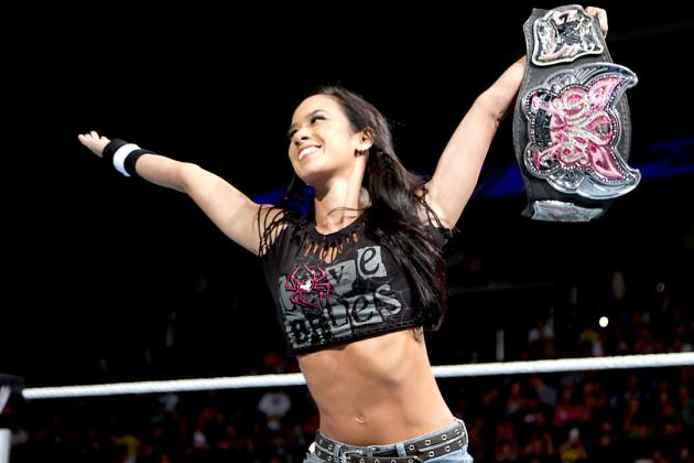 AJ Lee Needs a Great Rival to Feud With in WWE