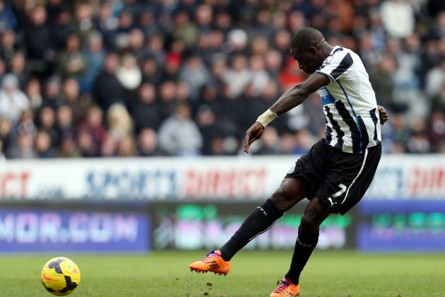 Newcastle v Tottenham Matchups to Watch, Featuring Dembele, Sissoko and Adebayor