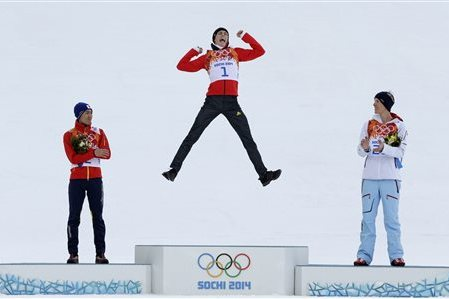 Olympic 2014 Results: Day 5 Updates on Medal Count for Each Nation