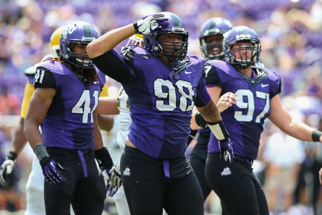 TCU DT Jon Lewis Walking Away from Football a Tough Loss for Horned Frogs