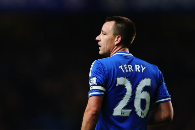 John Terry Officially Ruled Out of World Cup Return by Roy Hodgson